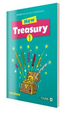 New Treasury 2018 1st Class