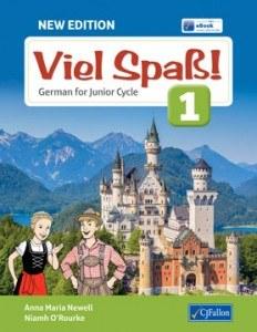 Viel SpaB 1 New Edition Junior Cert German CJ Fallon