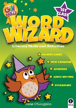 Word Wizard 1st Class Gill & Macmillan