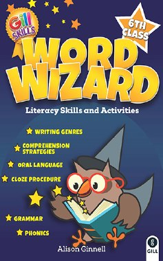 Word Wizard 6th Class Gill & Macmillan