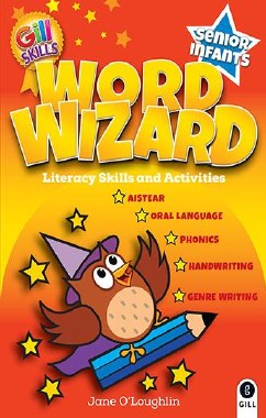 Word Wizard Senior Infants Gill & Macmillan