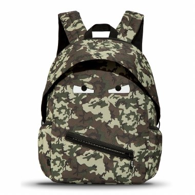 Zip It School Bag Grillz Camo