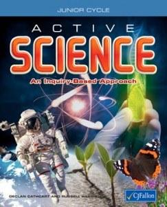 Active Science Textbook & Workbook Junior Cert Cj Fallon