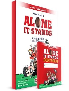 Alone It Stands Set Junior Cert Educate
