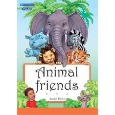 Animal Friends Textless Big Book Infant Classes Prim Ed