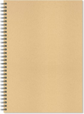 Artgecko Krafty Sketchbook A3 Portrait 150g