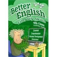 Better English Literacy Skills 5th Class Activity Book Educate