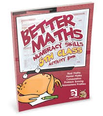 Better Maths Numeracy Skills 5th Class Activity Book Educate