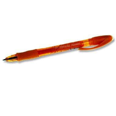 BIC Gel-ocity Illusion Erasable Gel Pen Orange