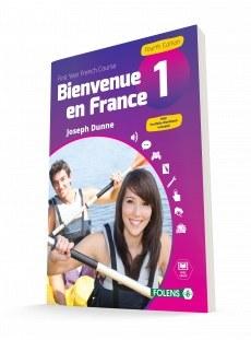Bienvenue en France 1 Junior Cert 4th Edition with free eBook Folens