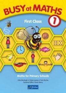 Busy at Maths 1 First Class CJ Fallon