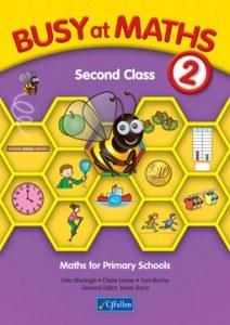 Busy at Maths 2 Second Class CJ Fallon