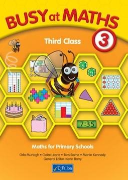 Busy at Maths 3 Third Class CJ Fallon