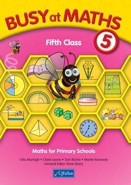 Busy at Maths 5 Fifth Class CJ Fallon