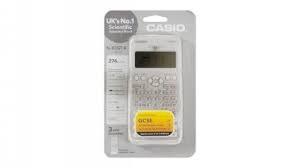 NEW Casio Scientific Calculator FX-83GTX DP White