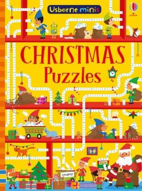 Usborne Mini Christmas Puzzle