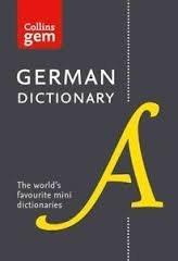 Collins Gem German Dictionary