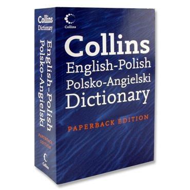 Collins Pocket Polish Dictionary