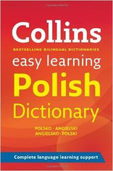Collins Polish Dictionary Easy Learning Both English Polish and Polish English