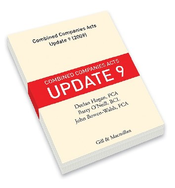 Combined Companies Acts Update 9 Gill and MacMillan