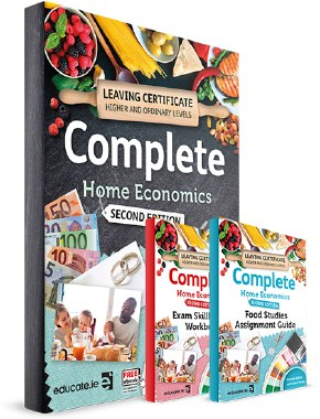 Complete Home Economics Set 2nd Edition Leaving Cert Educate