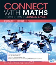 Connect With Maths Introduction to Junior Cycle Text & Activity Book with free eBook Ed Co