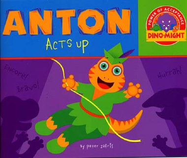 Dino Might Anti Bullying Reader Anton Acts Up Prim Ed