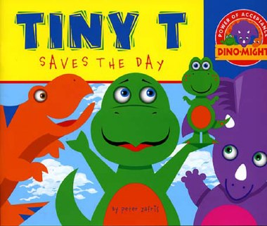 Dino Might Anti Bullying Reader Tiny T Saves the Day Lower Classes Prim Ed