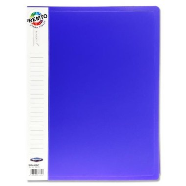 Display Book 40 Pocket Ultra Violet