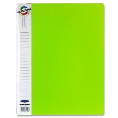 Display Book 40 Pocket Caterpillar Green