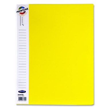 Display Book 40 Pocket Sunshine