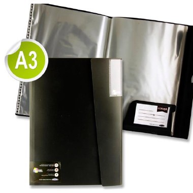 Display Book A3 20 Pocket