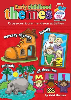 Early Childhood Themes Book 1 Infant Classes Prim Ed