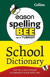 Collins Eason Spelling Bee School Dictionary