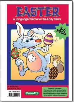 Easter for 5 to 6 Year Olds Infant Classes Prim Ed