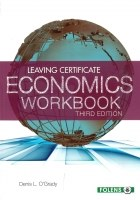 Leaving Cert Economics 3rd Edition Workbook Only Folens