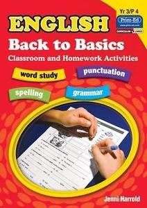 English Homework Book C Back to Basics 2nd Class Prim Ed