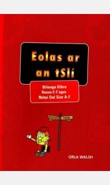Eolas ar an tSli Bileoga Oibre Roinn E to F agus Dul Siar A to F Veritas