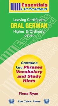 Essentials Unfolded Oral German Celtic Press