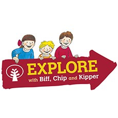 Explore with Biff, Chip & Kipper Level 1 Lilac Pack of 6