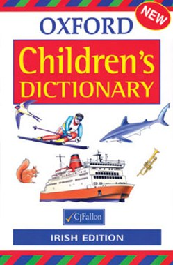 Oxford Childrens Dictionary CJ Fallon