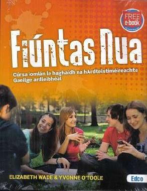 Fiuntas Nua Leaving Cert Irish with Free eBook Ed Co