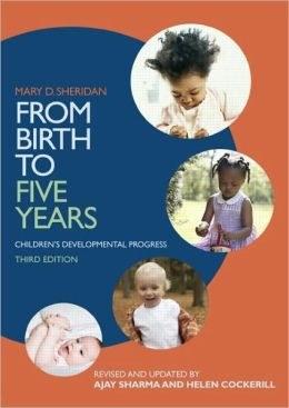 From Birth to 5 Years Childrens Developmental Progress