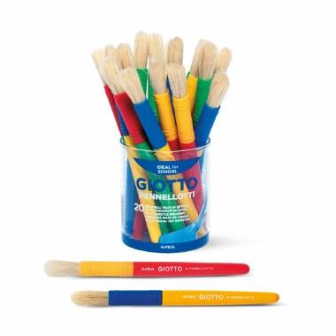 Giotto Bristle Paint/Paste Brush