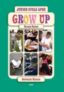Grow Up SPHE 2nd Edition Folens