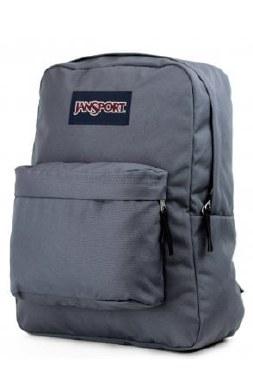 Jansport School Bag Cross Town Deep Grey 25 Litres