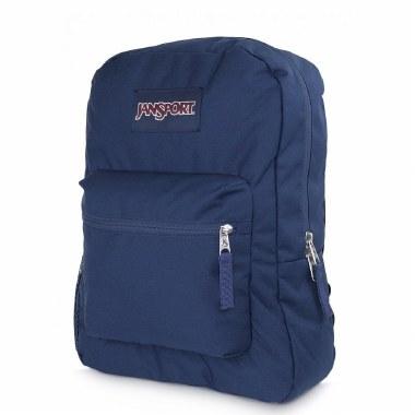 Jansport School Bag Cross Town Navy 25 Litres