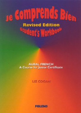 Je Comprends Bien Book and CD Junior Cert French Folens