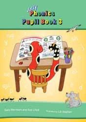 Jolly Phonics Pupils Book 3 Colour In Precursive Writing