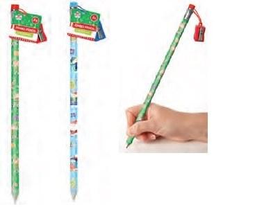 Elf Jumbo Pencil with Sharpener